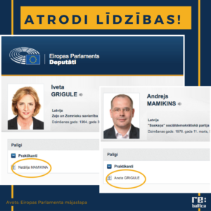 MEPs can't hire relatives? Ask the Latvians how to get around the rules