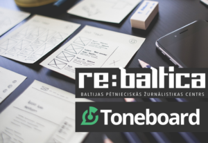 Re:Baltica and Toneboard receive 50 000 from Google to develop a new tool