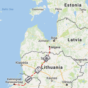 Kaliningrad Karte.How Latvia Is Not Catching Russian Spies Re Baltica
