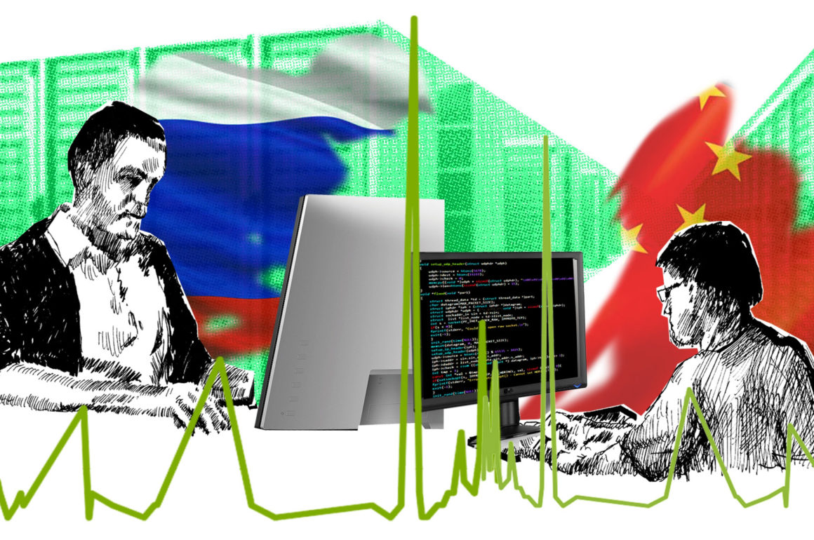 Graphic Design Muur : Eu under cyber attack by russia and china re:baltica