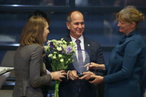 Re:Baltica wins the the Greste Baltic Freedom of Speech Award